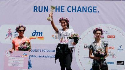 3. dm ženska utrka i 2. dm dječija utrka